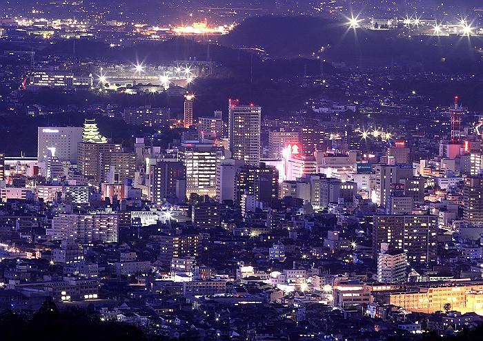 福山の夜景には女子もウットリ|最強デートスポットTOP17!