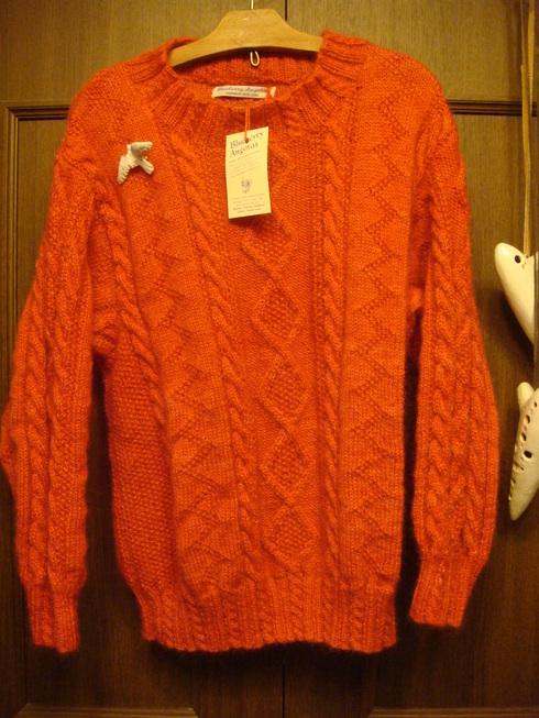 赤いセーター_a0137727_16565466.jpg