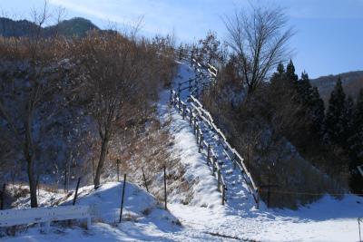 雪の三峰山 1235m   奈良県_d0055236_011183.jpg