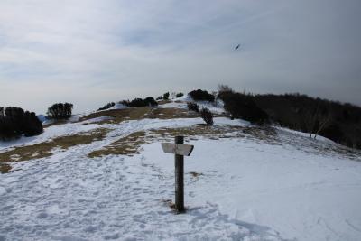 雪の三峰山 1235m   奈良県_d0055236_0134575.jpg