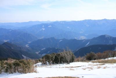 雪の三峰山 1235m   奈良県_d0055236_014710.jpg