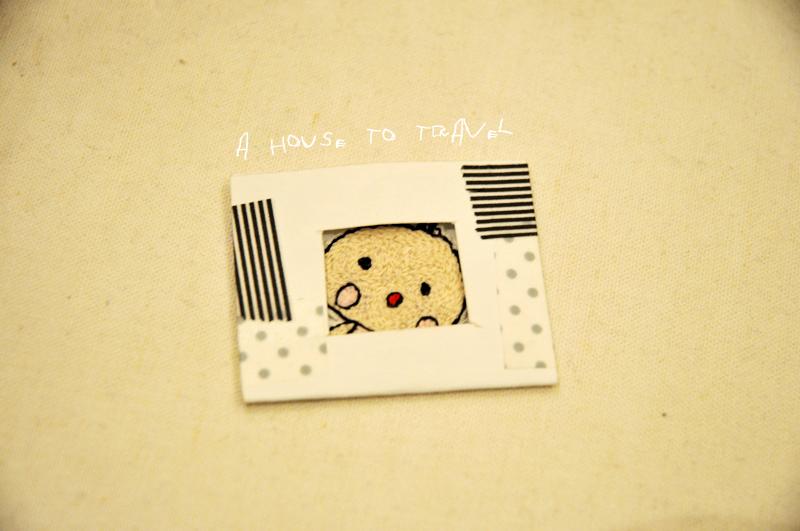 紙工作:「うさぎちゃん」ご自慢の移動式ハウス。_d0018646_0214530.jpg