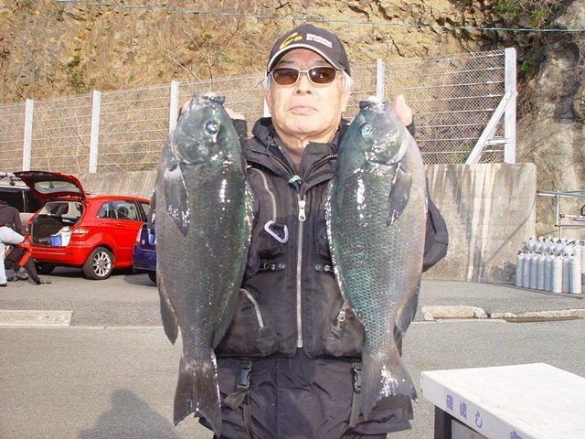 初釣り_e0171156_094254.jpg