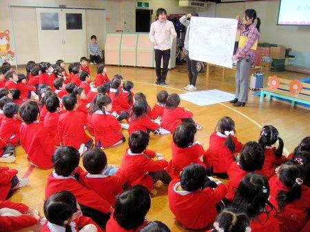 福島学院大学附属幼稚園で「ともだち未来便in福島」を実施しました_a0110562_22211086.jpg