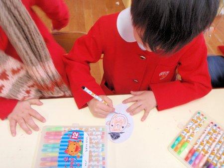 福島学院大学附属幼稚園で「ともだち未来便in福島」を実施しました_a0110562_22225148.jpg