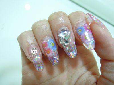 My Nail_a0239065_17123125.jpg