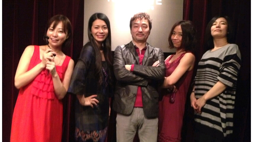 Flamenco Strings@横浜KAMOME_b0131865_02585.jpg