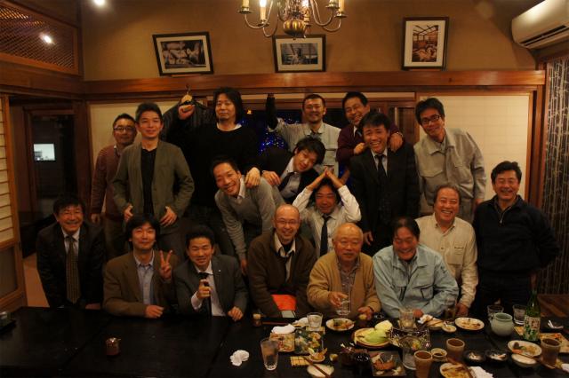 2012 オビダラ新年会_f0138874_19115779.jpg