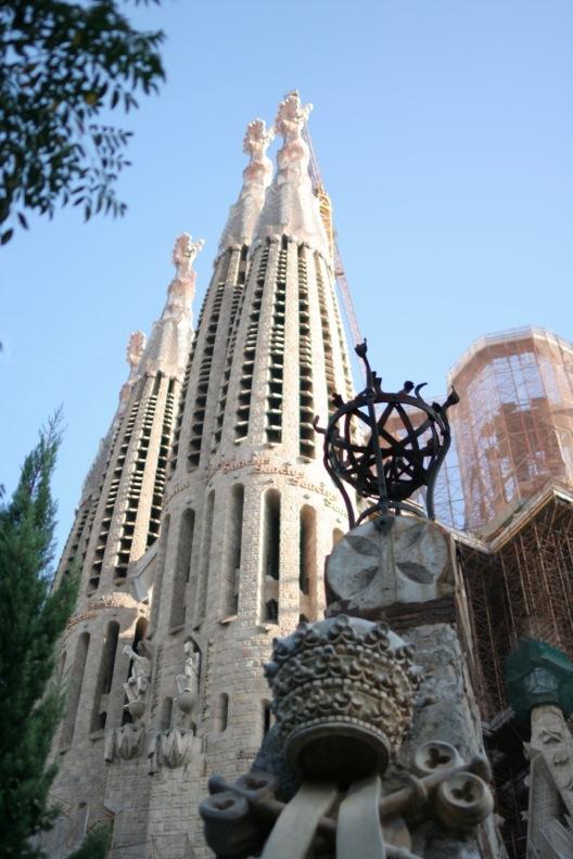 スペイン色々10_バルセロナ_サグラダ・ファミリア1_d0133581_22291949.jpg