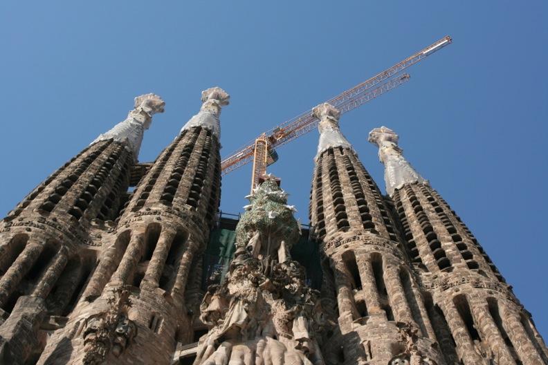スペイン色々10_バルセロナ_サグラダ・ファミリア1_d0133581_22313440.jpg