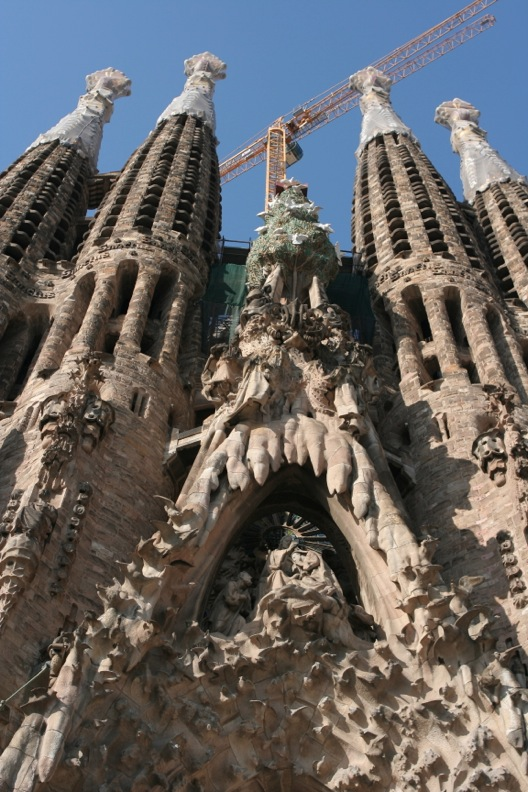 スペイン色々10_バルセロナ_サグラダ・ファミリア1_d0133581_22314116.jpg