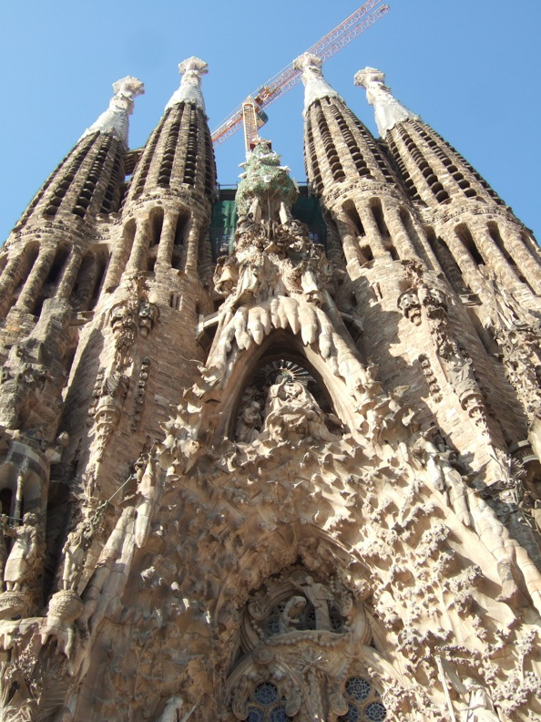 スペイン色々10_バルセロナ_サグラダ・ファミリア1_d0133581_2244387.jpg
