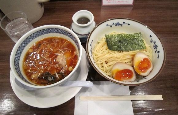麺屋 楼蘭 / 納得のつけ麺_e0209787_1194775.jpg