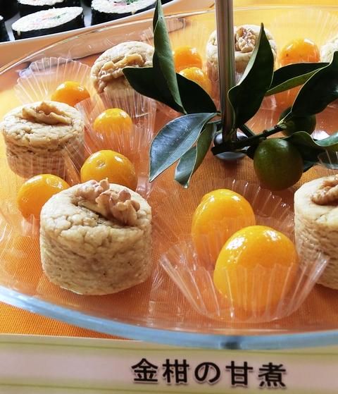 9期・卒業記念パーティーの料理_c0125702_11124465.jpg