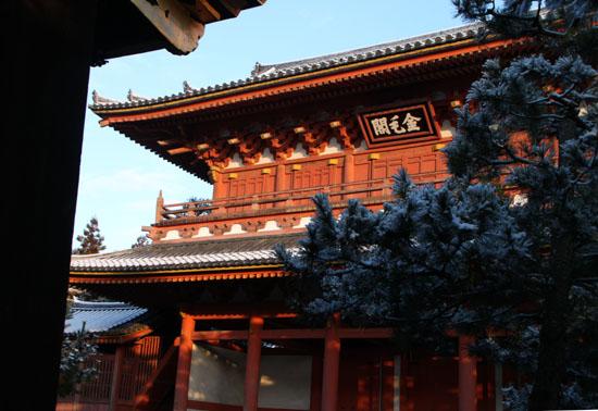 淡雪2 大徳寺本坊_e0048413_22581794.jpg