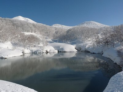 大岳と地獄沼_f0019247_2032134.jpg