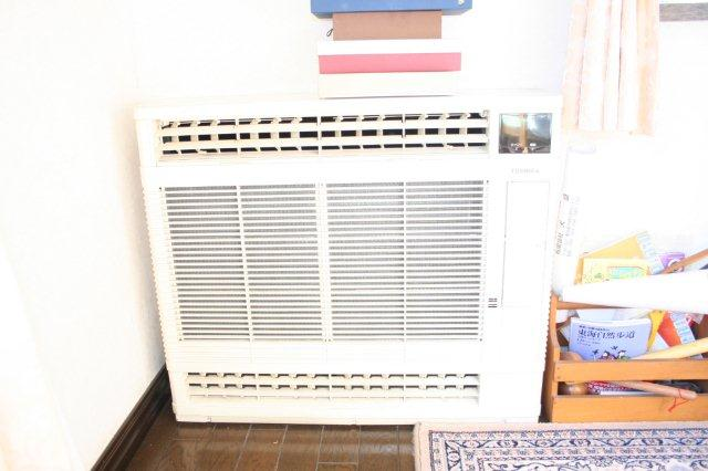 ガス式2室マルチエアコンの入替え(東京都中野区)_e0207151_1711535.jpg