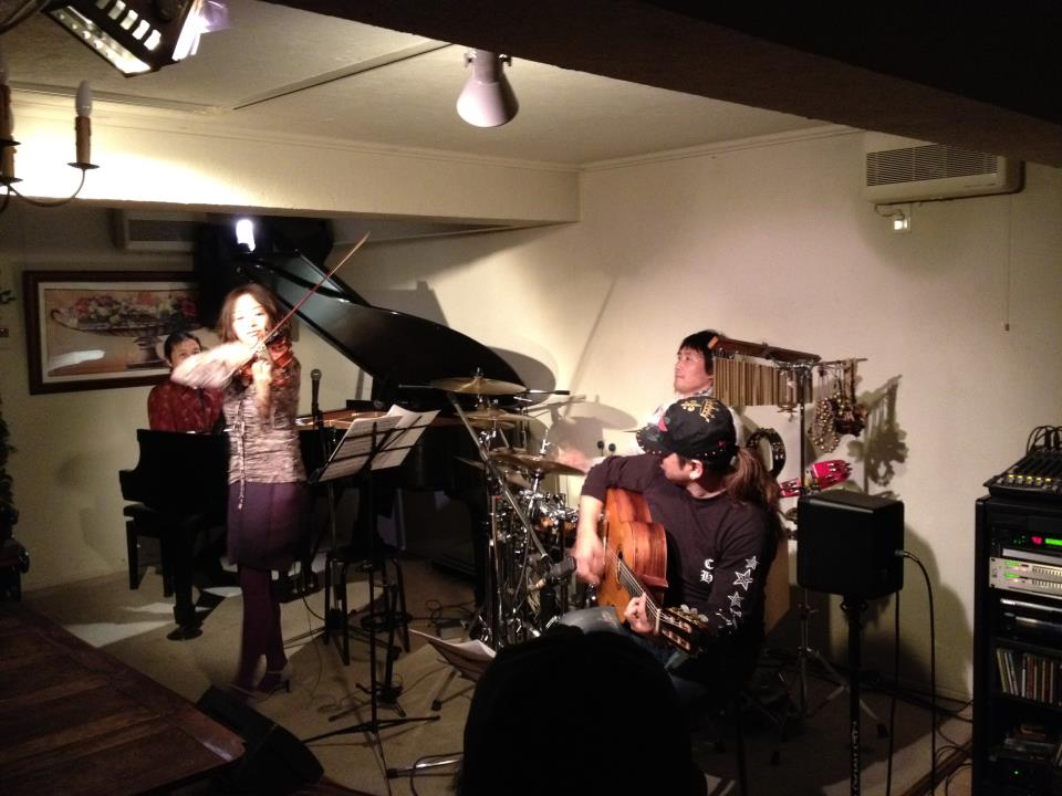 平松加奈con Armada新年ライブ!@大塚Greco_b0131865_3461932.jpg