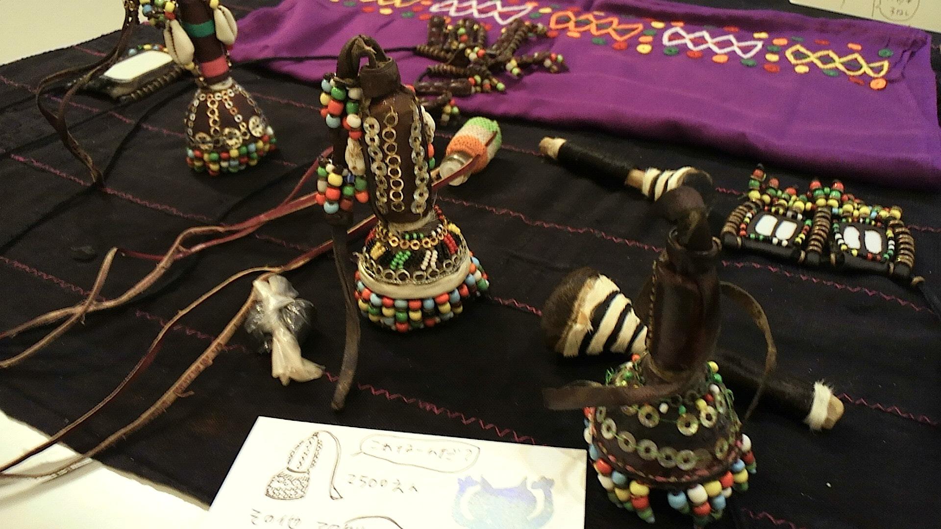 アフリカ・ニジェール展に行きました。_c0157866_10231329.jpg