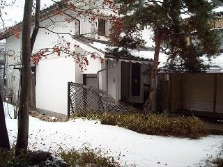 雪・・・_f0183480_12494434.jpg