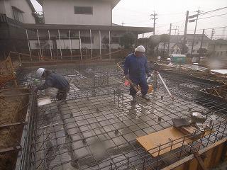 鉄筋工事_f0059988_16541844.jpg