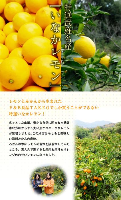 いなかレモンを販売開始:F&B良品_d0047811_23222818.png