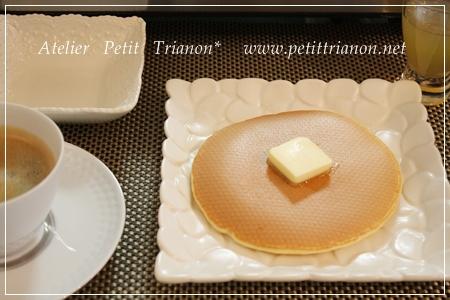 休日の朝食♪_c0162415_1214996.jpg