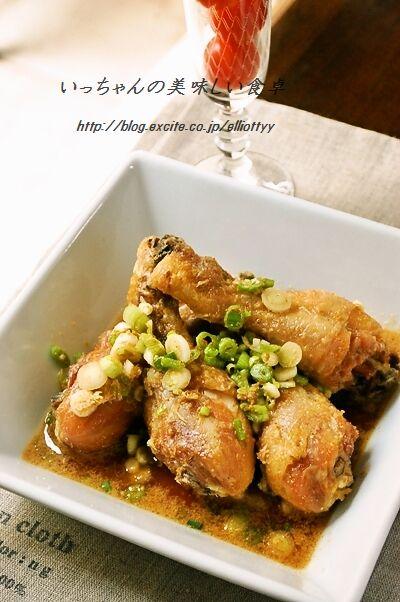 ご飯が進む♪茹で揚げ鶏_d0104926_5415134.jpg