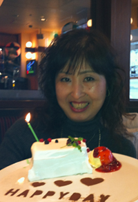My Birthday~☆ 2012.1.21_c0103827_18325050.jpg
