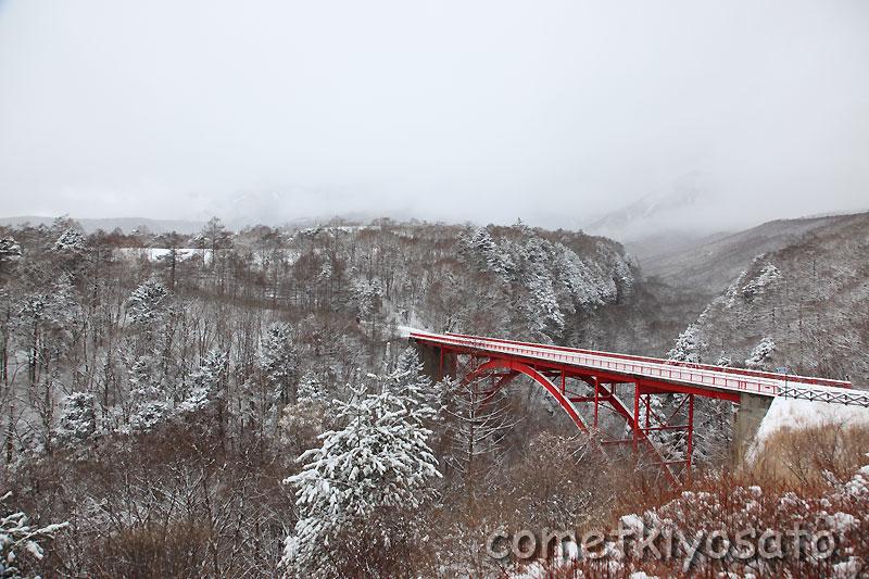 本格的な冬景色の清里です_b0179231_0243859.jpg