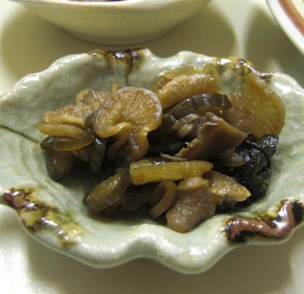 本日のイチオシは...大根とこんにゃくの炒め煮です。_c0119140_14335100.jpg