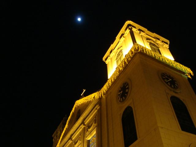 マカオへ行く。④ ~夜の世界遺産と歓楽街~_f0232060_18301163.jpg