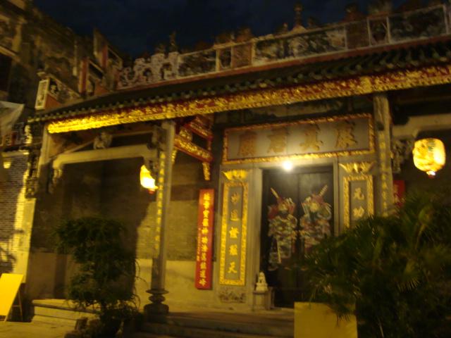 マカオへ行く。④ ~夜の世界遺産と歓楽街~_f0232060_18483570.jpg