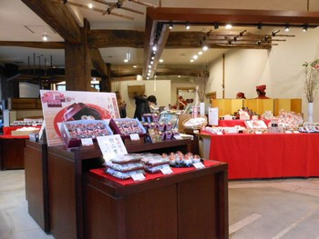 サザエ本店(甘味茶屋 和雅家) 西宮市  和菓子・おはぎ・日本料理_d0083265_1841174.jpg