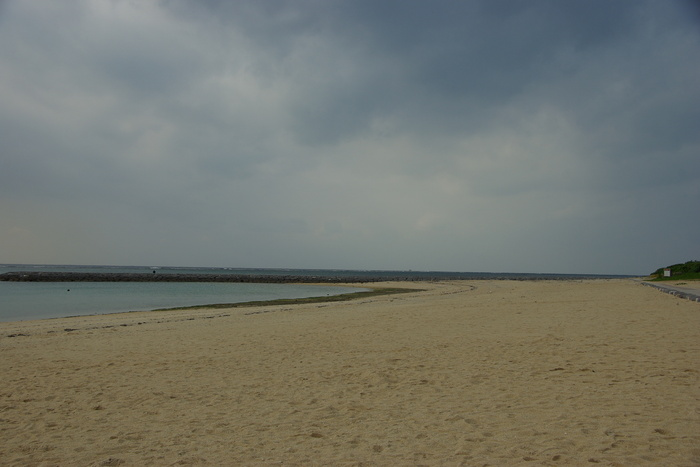 元旦の真栄里ビーチ/The Beginning of 2012 at Ishigaki Island_e0140365_21201454.jpg