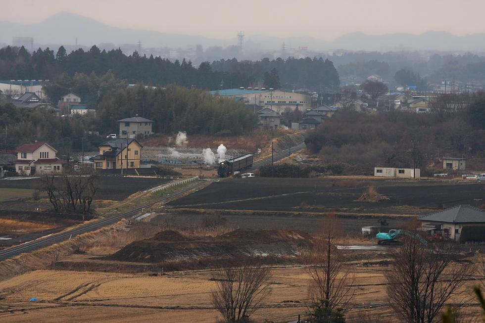 雨に霞んだ日 - 2012年冬・真岡 -_b0190710_23111945.jpg