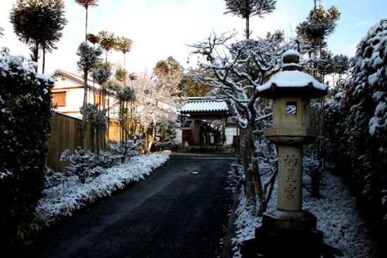 淡雪4 鷹ヶ峰辺り_e0048413_20573629.jpg