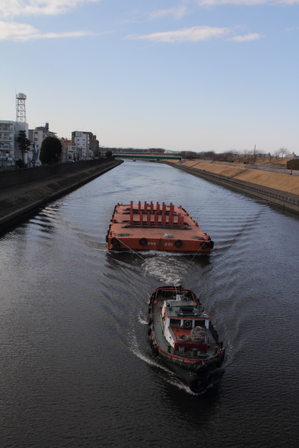 赤羽~川口  渡れ、日本の鴨緑江_b0061717_14104446.jpg