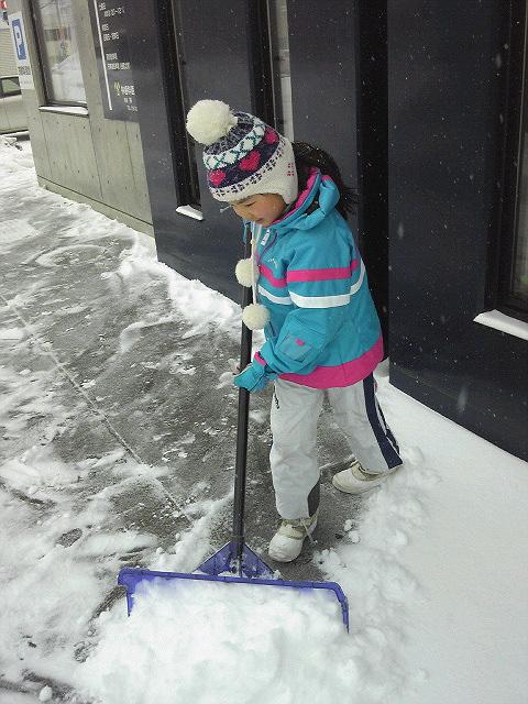 また雪です…_b0141717_2191289.jpg