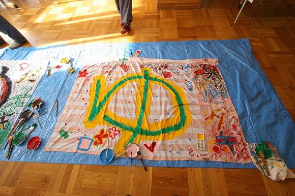 おとどけアート 2011年度 第三弾 山本耕一郎 『マルダ宮でまるだき湯』 _a0062127_1226287.jpg