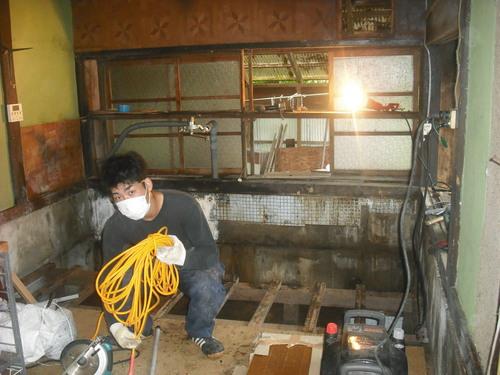 廿日市市   S様邸  キッチン改装工事他_d0125228_13583670.jpg