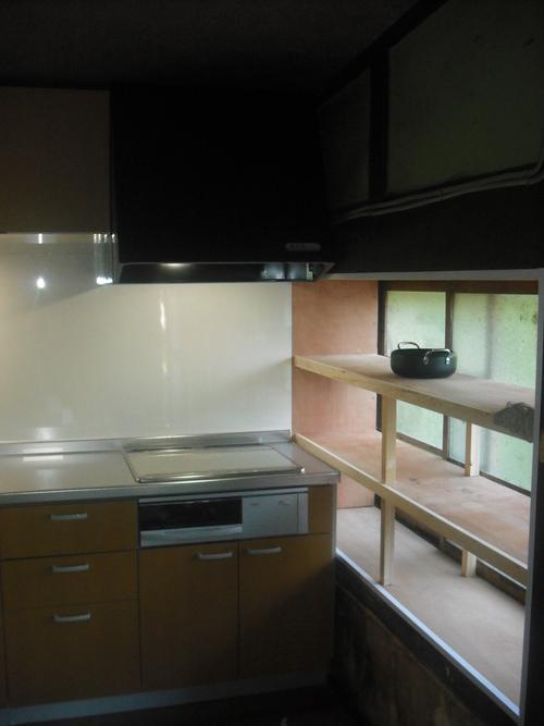 廿日市市   S様邸  キッチン改装工事他_d0125228_1433136.jpg