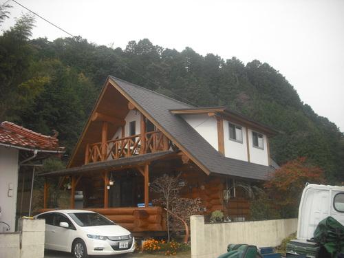 安芸高田市    S様邸 カーポート設置工事_d0125228_17123569.jpg