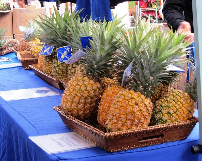 2011冬旅☆ハワイ ~3日目 KCCファーマーズマーケット~_e0232054_18555953.jpg