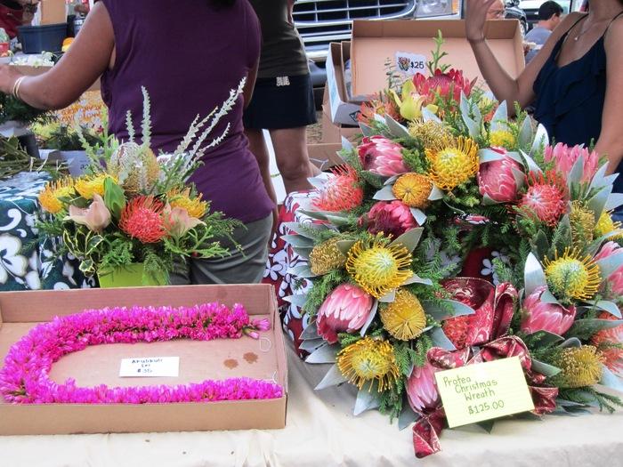 2011冬旅☆ハワイ ~3日目 KCCファーマーズマーケット~_e0232054_18574785.jpg