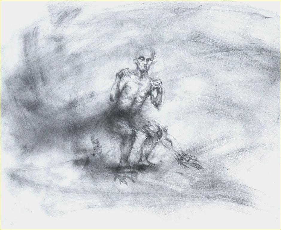 『踊る・・・・・自らの身体の前面に立つ 3 』  _f0159856_811677.jpg