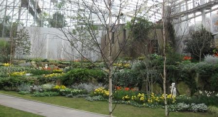 花フェスタ記念公園の地球館へ_a0243064_1337997.jpg