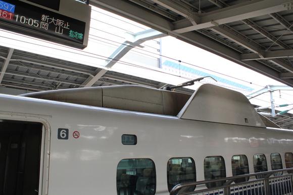 東海道新幹線 京都駅にて_d0202264_11335424.jpg