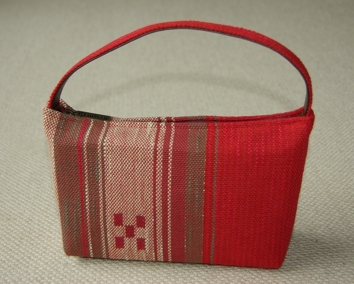 八重山 みんさー織り/Traditional Minsaa Cotton Textile of Yaeyama Islands_e0140365_16215195.jpg