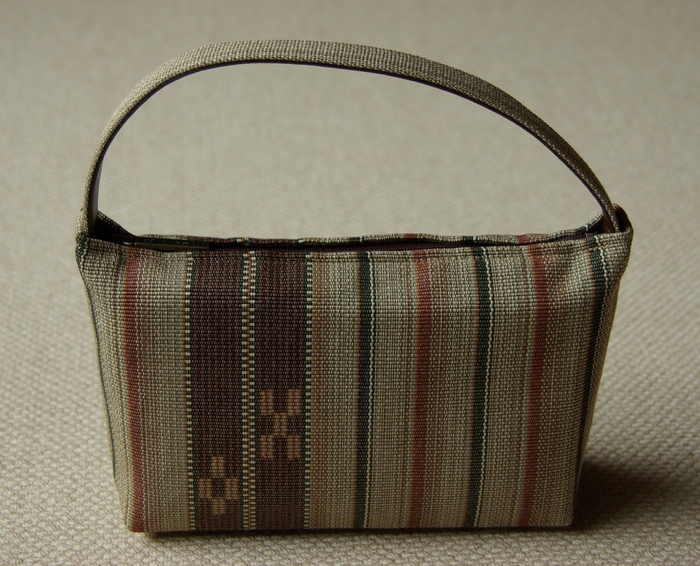 八重山 みんさー織り/Traditional Minsaa Cotton Textile of Yaeyama Islands_e0140365_16221567.jpg